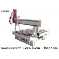 China Desktop 4 Axis Cnc Milling Machine / Heavy Duty CNC Router With Syntec Control System on sale