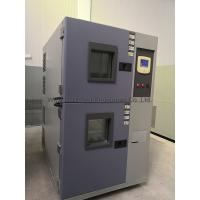 Buy cheap Battery Safety Test Thermal Shock Test Chamber With Over-temperature Protection from wholesalers