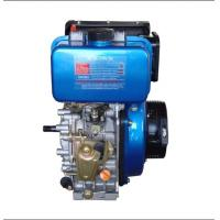 Kick Start Air Cooled Diesel Engine 450*390*480mm , CE / ISO9001 Certification for sale