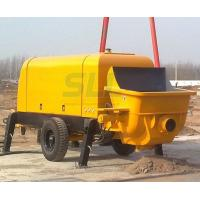 Quality Mortar Transfers Small Concrete Pump , Small Cement Pump For Construction Projects for sale
