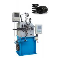 Quality High Accuracy Automatic Spring Machine With CNC Controlled Servo Motion System for sale