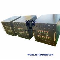 Quality 300W High Power Prison Jammer with 6 Channels Up To 150m Prison Jamming System for sale