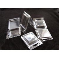 Quality Disposable Vacuum Formed Packaging Trays Plastic PP Plum Packing Tray for sale