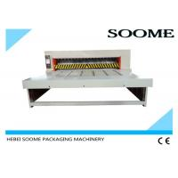 Quality Roll To Roll Rotary Die Cutting And Creasing Machine For Feeding Corrugated Box for sale
