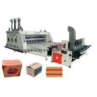 Quality Carton Printing Machine (ZSYC-D) for sale