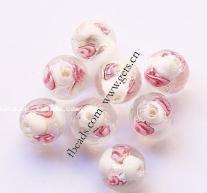 China handmade glass bead on sale