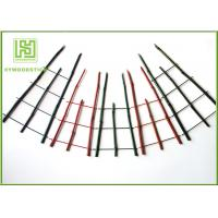 China Natural Green Thick Bamboo Flower Sticks For Orchard Various Diameter on sale