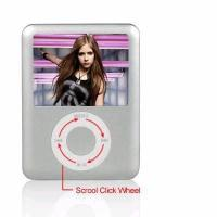 China New 1.8 Inch LCD MP4 Player with Scroll Click Wheel on sale