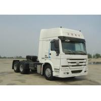 Quality HOWO 6*4-420HP-1 BEDS-TruckTractor truck- Semi-trailer Towing Truck- CNG Engine for sale