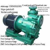 Quality Chemical Process Pump with Self-priming Pump for sale