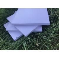 China Outdoor Furniture Pvc Celuka Board , 5mm Pvc Celuka Sheet Moisture Resistance on sale