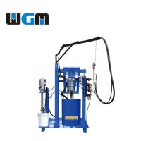 Quality Manual Glue Spreading Machine , Glass Sealing Machine Air Motors System for sale