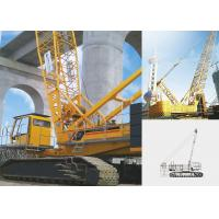 Quality Jib Tracked Hydraulic Crawler Crane QUY130, Knuckle Boom Crane for Lifting Heavy Things for sale