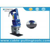 Buy Handhled Electric Hydraulic Hole Puncher Steel Hole Punching Machine MHP-20 at wholesale prices