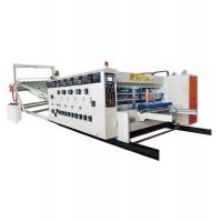 China High speed flexo printing slotting die cutting machine manufactury on sale