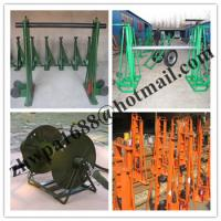 Quality low price Cable Drum Lifting Jack,Cable Drum Jack, pictures Jack Tower for sale
