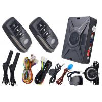 Quality Automotive Smart Car Alarm System With Passive Auto Lock Or Unlock Car Door for sale