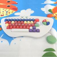 China Water-proof and drop-proof design children color keyboard K-800 on sale