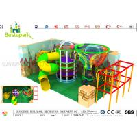 EVA Cover Kids Indoor Soft Playground Colorful Theme For 3-15 Years Old for sale