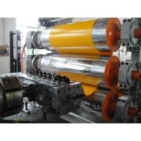 Quality XPE / IXPE Thermal Foaming Plastic Sheet Extrusion Line With Siemens Motor for sale