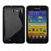 Case for Samsung Galaxy Note I9220, Made of TPU Material