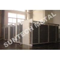 High Pressure Shell And Tube Heat Exchanger 4000mm Length 18 Tons Weight