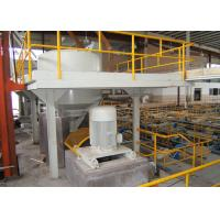 Quality Paper Pulp Fruit Tray Forming Machine Vertical Hydrapulpter / 250~300kg/h for sale