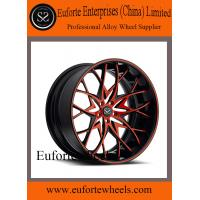 Quality SS Racing Auto Drive System Forged Wheels , BMW X5 Custom Wheels for sale