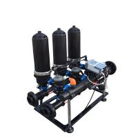 China Super Automatic Self Cleaning Irrigation Filter Sets 3 Inch T Disc High Performance on sale