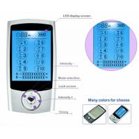 New arrival factory price SM9027 tens machine Material	Shell material of controller with ABS ,Pads with silica gel