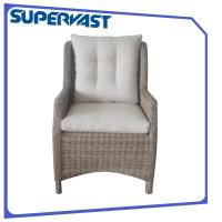 Outdoor Armchair Resin Wicker Furniture High Back Low Back Wicker Chair Of