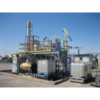 Quality 99.9% Fuel Alcohol Plant Industrial Use Alcohol Dehydration Plant Long Life for sale