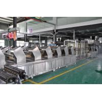 Quality 304 Stainless Steel Fully Automatic Noodles Making Machine Excellent Drying Effect for sale