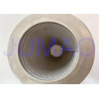 Quality 304 316L Stainless Steel Filter Element Conical Shaped For Beverage Industry for sale