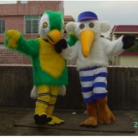 Quality cartoon parrot mascot costume for sale