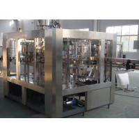 Automatic 3 In 1 Beverage Packaging Machine 4 KW 2000BPH - 30000BPH