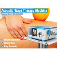 Buy cheap professional shockwave therapy for the clinic shockwave therapy for tibial from wholesalers