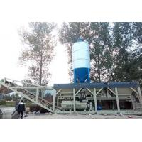 Quality High Ratio Stabilized Soil Mixing Station Accurate With Motor Easy Maintenance for sale