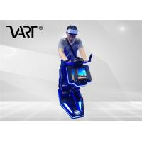 Buy cheap Funny Virtual Reality Gym Equipment Body Strong Fitness VR Bicycle Simulator from wholesalers