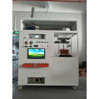 Buy Flammability Testing Equipment Flooring Radiant Heat Flux Test Apparatus at wholesale prices