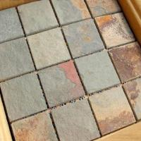 Quality China Ledge Stone Slate Tiles for Flooring, with ≤0.3% Water Absorption for sale