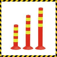 bright color plastic gate barrier