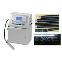 Buy cheap White Ink Digital Industrial Inkjet Coder Machine For PVC Cable / Cosmetics from Wholesalers