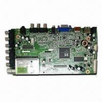 Quality Multi-series LCD/LED TV Mainboard, Compliant with RoHS Directive for sale