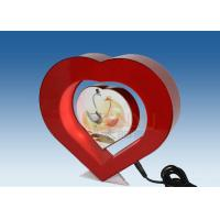Quality Professional Heart Shape Advertising Display Stand For Promotion for sale