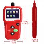 Quality Portable Car Scanner Diagnostic Live Data Code Reader Check Engine O2 Sensor Test Built In Speaker for sale