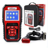 Quality KONNWEI KW850 Check Engine Light Diagnostic Tool Vehicle Engine Scanner With Printer for sale