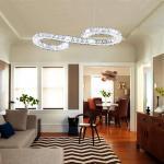 Buy cheap Modern/Contemporary LED Ceiling Light Chandelier Flush Mount Pendant Lamp from Wholesalers