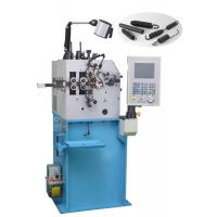 Quality Spring Coiling Machine Automatic Oiling 0.85 kw Wire Feed Axis Servo Motor for sale