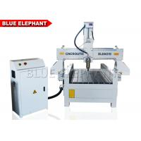 Buy cheap ELE 6015 Small Advertising Engraving Machine , cnc wood cutting machine for sign from wholesalers